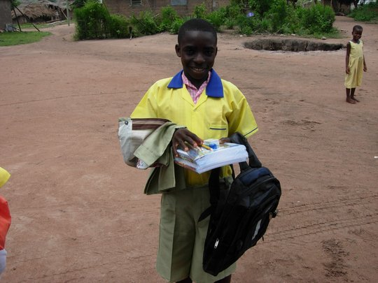 Provision of School Supplies