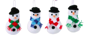 Snowmen on their way to the US!