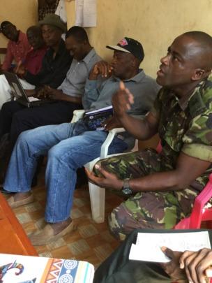 Gender Based Violence Stakeholder Meeting