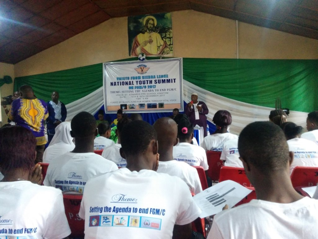 Youth Summit to end FGM!
