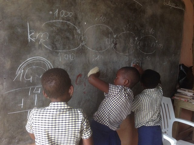 Campaign for Kids with Learning Disability inGhana