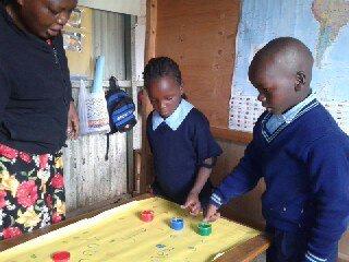 Abundance School in Slums of Nairobi Kenya