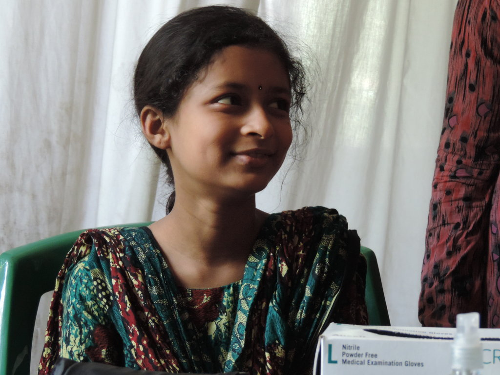 Cervical Cancer Project in Rural Bangladesh