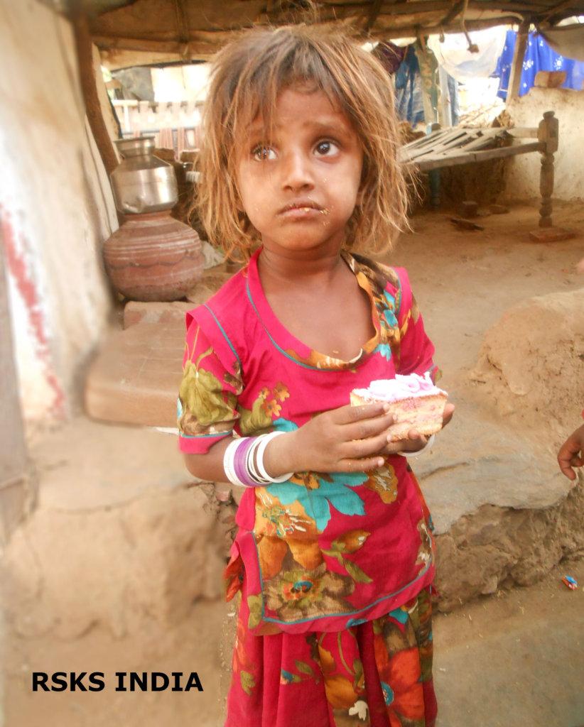 Mamta, one of those street children