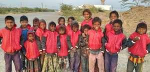 The Street; Smiling Children !!