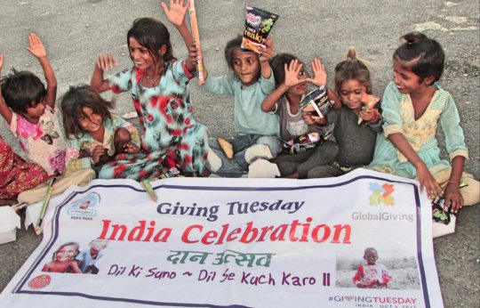 Giving Tuesday India !!