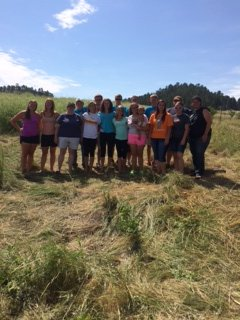Create a Food Forest on the Pine Ridge Reservation