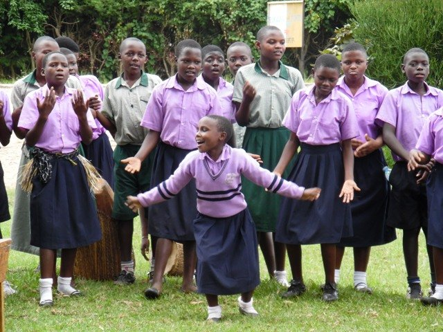 Delay Marriage Promote Schooling for Ugandan Girls