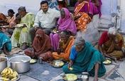Sponsor Hot Meals for Destitute Elders