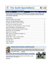 Sadili August Newsletter (PDF)