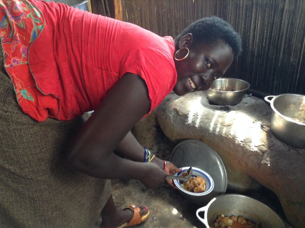 Support the self-determination for women in Gulu