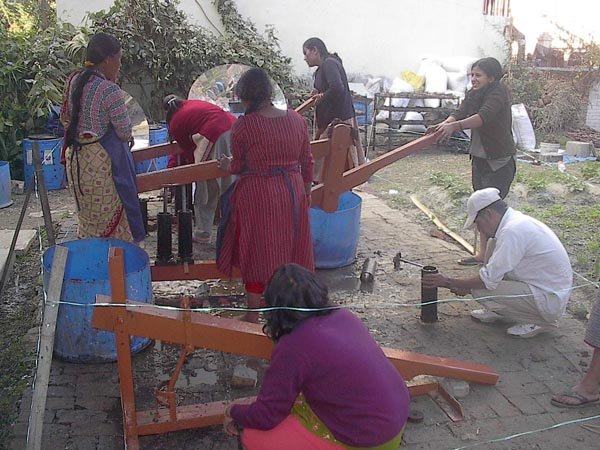 Sustainable Fuel Production for Poor Rural Women