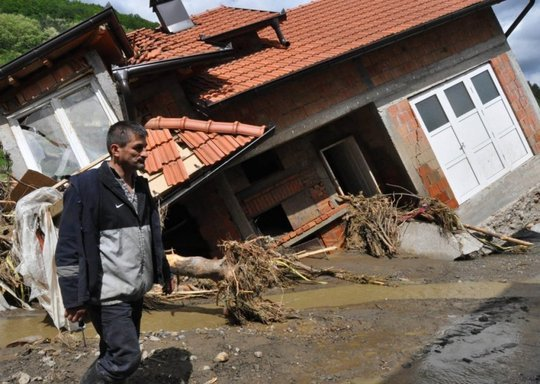 FLOOD RELIEF SERBIA - Helping Families Return Home