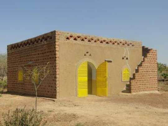 New AVN office in Dedougou