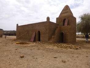 Mosque, Guege Wourou