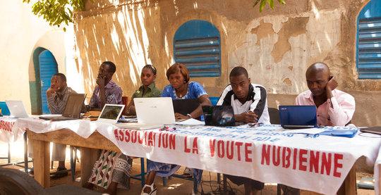 AVN regional team, Burkina Faso