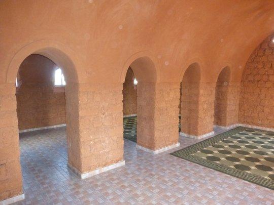 Freeway rest area NV prayer room