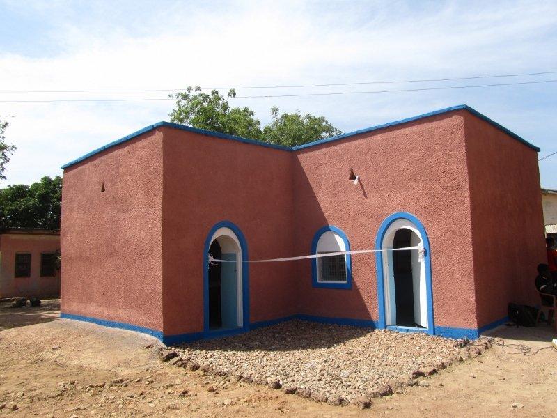 AVN Ghana office, Bolgatanga