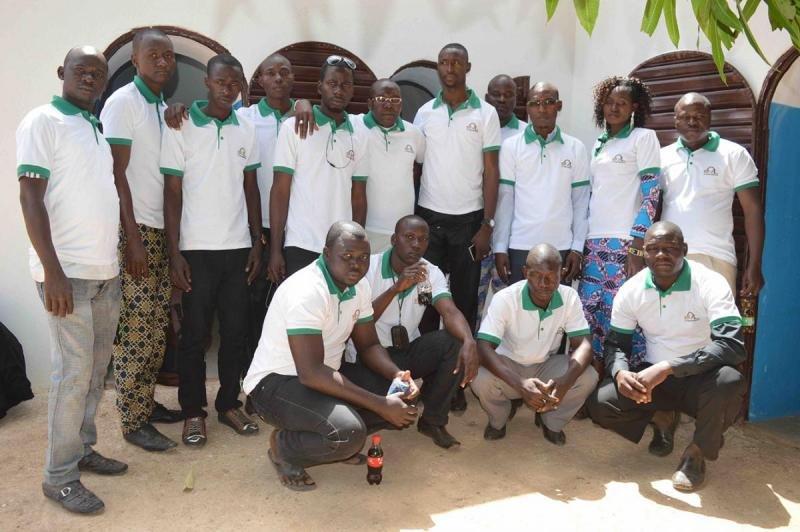 The AVN-Mali team