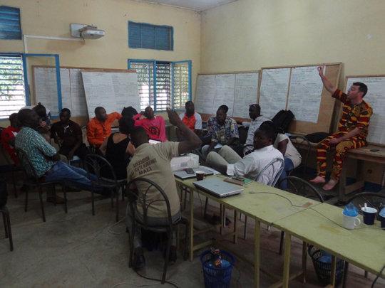 Workshop on strategic orientations