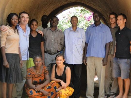 AVN team, Boromo, Burkina Faso