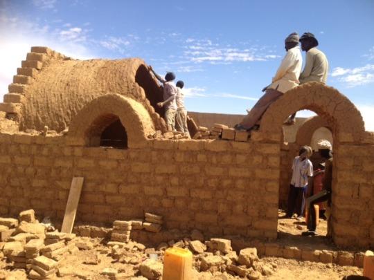 NV house under construction