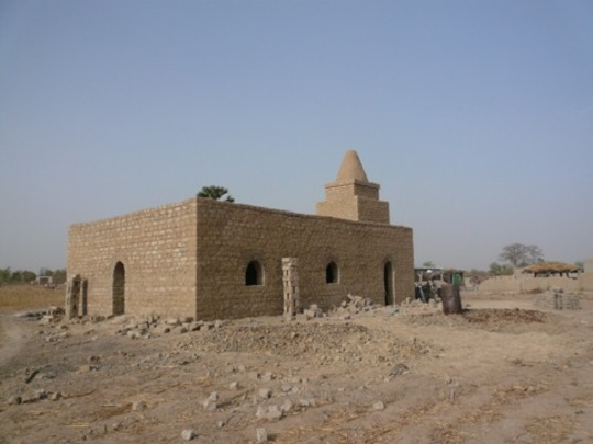 VN village mosque & community center, Mali