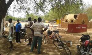 AVN-Ghana office under construction