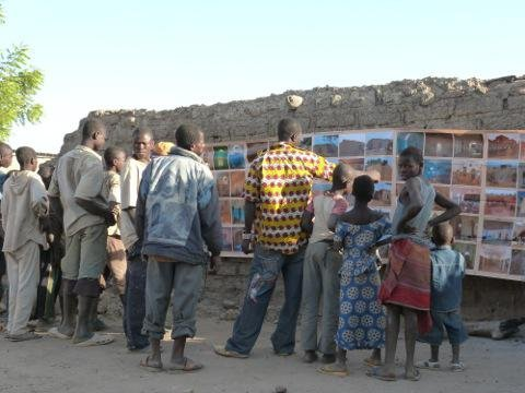 Promotional Meeting in Burkina Faso