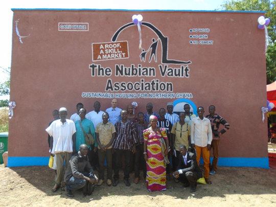 Inauguration of AVN-Ghana's new office