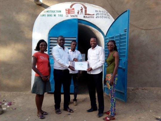 AVN Burkina awarded the special SIERO Eco-Habitat
