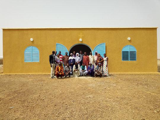 Mboloyel Health Centre (Senegal)