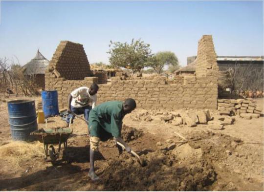 NV building site