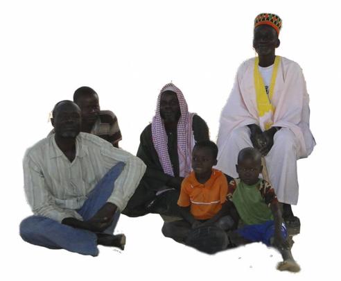 Local AVN 'champions', Mali
