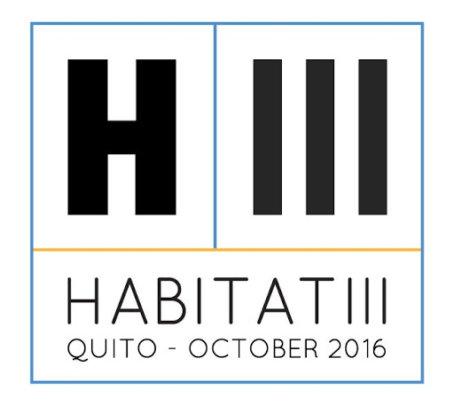 Habitat III logo