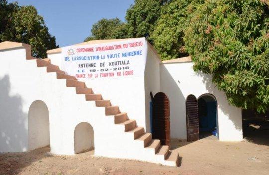 Koutiala regional office, Mali