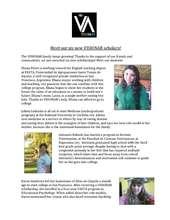 VISIONAR update March 2013 (PDF)