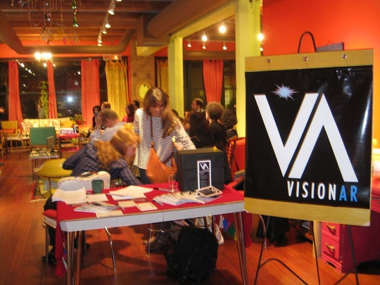 VISIONAR March 4 2010 Event, Chicago