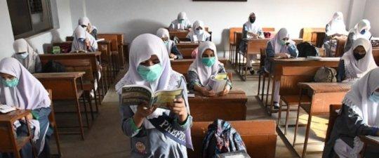Social Distancing in class room