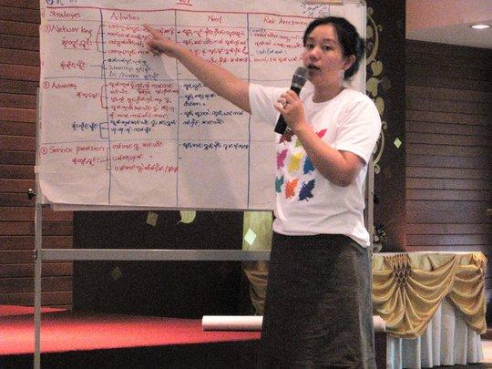 Lawnt Ying, social science at Chiang Mai Univ.
