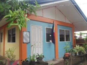 Accredited day care center of Poblacion