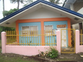 Accredited day care center of Cabuynan