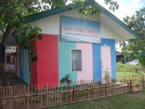 Accredited day care center of Sabang Danguitan