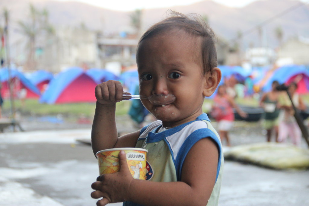 Long Term Initiatives to Typhoon Haiyan Victims