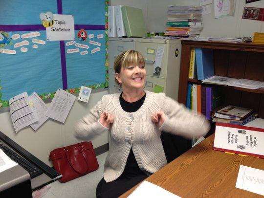 Teacher's Pride & Joy