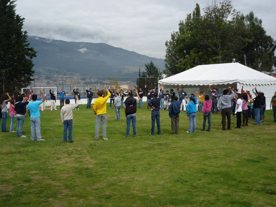 Jornadas Familiares, Quito, Ecuador (March 2012)