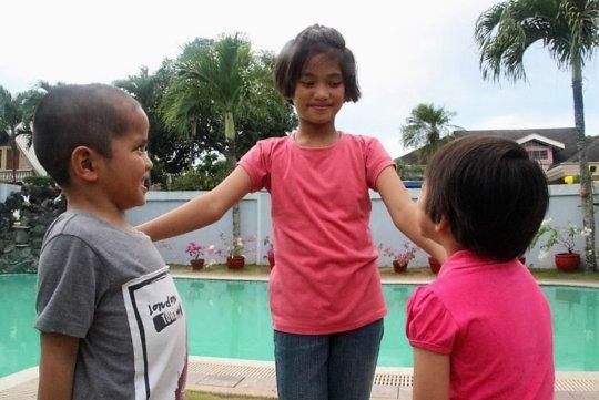 Bonding time with siblings, Jonnah and Jonathan