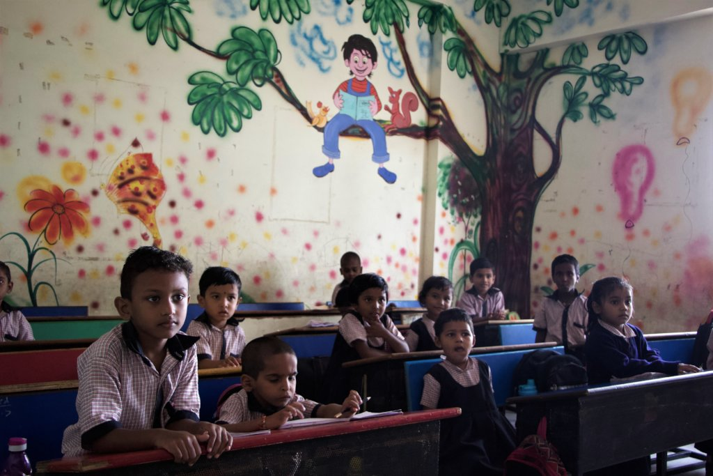 Educate 4000 street children in rural India