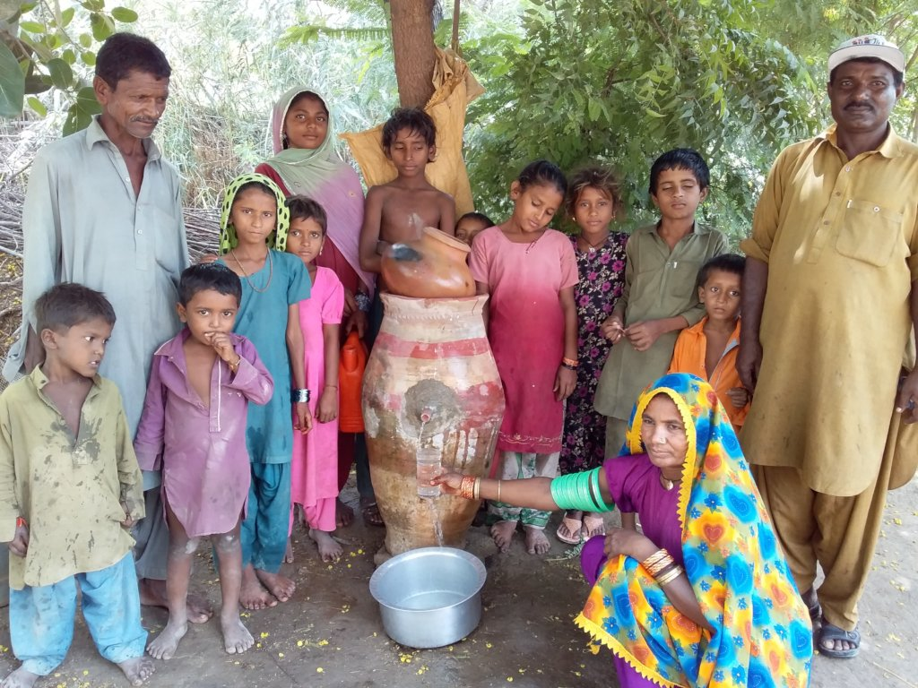 Bajani community learn Nadi filter