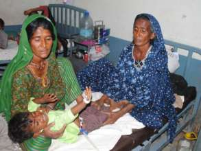 women facing poor health of children